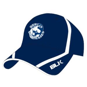 Berlin Grizzlies Baseballcap Vorderseite Saison 2018/2019
